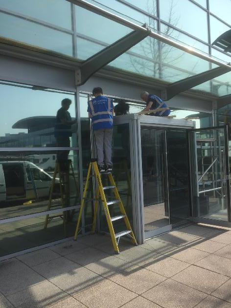 Curtain Walling Specialists
